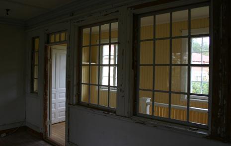 Brukskontoret-Glasväggen