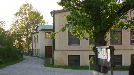 Gamla-fabriken